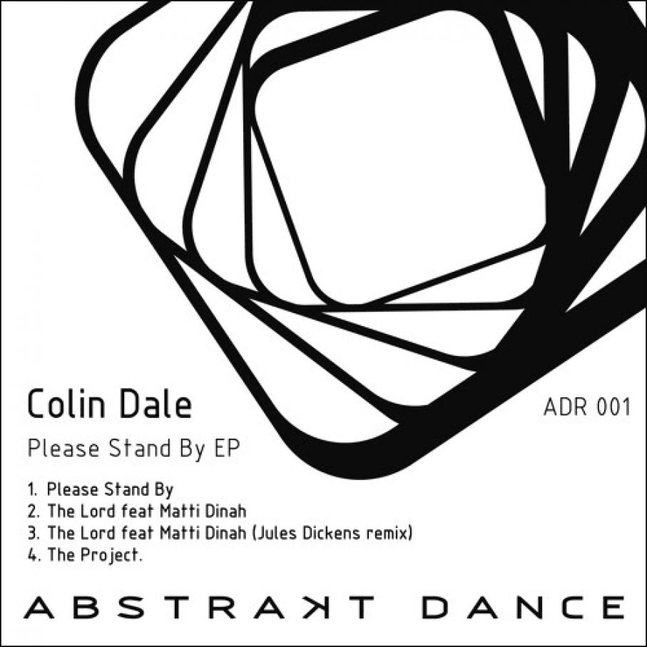 COLIN DALE  /  THE PROJECT
